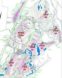 Trip Planner Map Camping Map Trip Planner Nhms