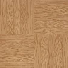 Armstrong Laminate Tile Flooring Armstrong Parkson Light Oak 12 In X 12 In Residential Peel And