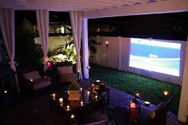 Backyard Movie Party Ideas by Backyard Movie Party Ideas Photo 5 Design Your Home