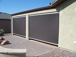shades wonderfull roll up porch shades solar shades for patio
