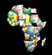 What Is The African Flag Which Is The Largest Country In Africa By Land Size Area And