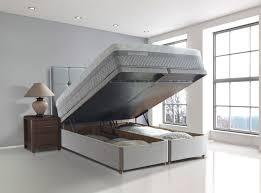 ottoman bed storage bed storage sealy posturepedic