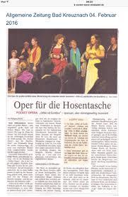 Allgemeine Zeitung Bad Kreuznach Presse Meine Website Alma De Lon Delon