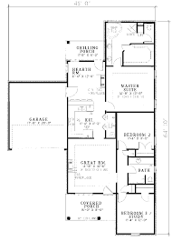 new england house plans whispering creek narrow lot home plan 055d 0039 house plans and more