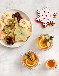 a christmas cookie exchange party crate and barrel blog