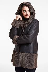 shearling coats jackets and capes for women shop the best