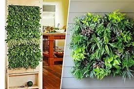 6 pocket vertical garden planter u2013 living wall planter u2013 vertical