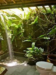 winsome outdoor bathroom ideas integrate miraculous bathtub with
