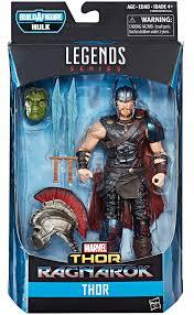ragnarok marvel legends thor ragnarok figures series up for order marvel