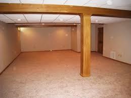 drop down ceiling basement modern