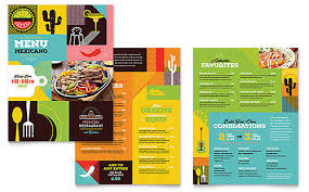 menu designs restaurant menu templates food menus