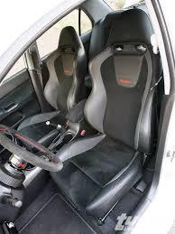 mitsubishi evo gsr interior spotted on ebay anyone looking for evo style seats evolutionm
