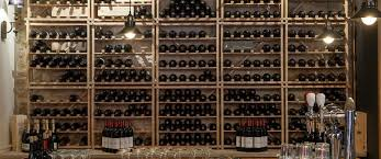 Wine Cellar Shelves - furniture great wine cellar racks with wine rack wall and wood