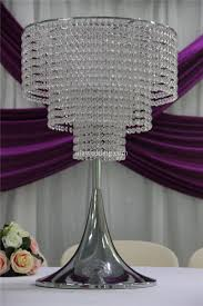 Wedding Decor Wholesale Ida Bling Bling Centerpieces Wholesale Charger Plates Crystal Tree