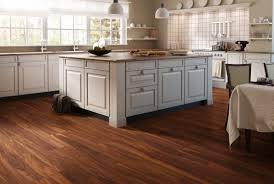 Laminate Flooring Wood Laminate Flooring Under Kitchen Cabinets With Stunning Design