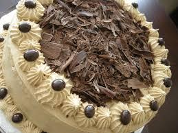 espresso chiffon cake with fudge frosting recipe u2014 dishmaps