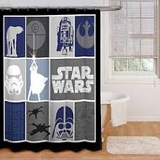 Star Wars Bathroom Accessories Custom Incredible Hulk And Star Wars Yoda Waterproof Polyester