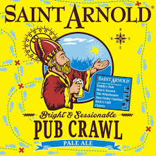 beer cheers cartoon new beer saint arnold pub crawl pale ale houston chronicle