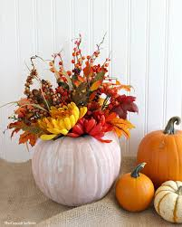 pumpkin decorating ideas for thanksgiving themontecristos