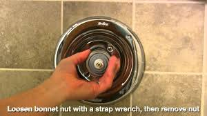 Fixing A Leaky Delta Faucet Diy Fix Leaking Delta Series 17 Shower Faucet Youtube