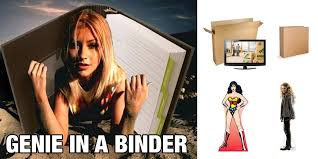 Binders Full Of Women Meme - binders full of women meme costumes 2012 popsugar tech photo 10