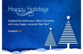 happy holidays graphic fuel wishes you a merry and a