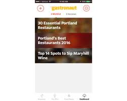 Portland Map App by Portland Monthly Has A Restaurant App Portland Monthly