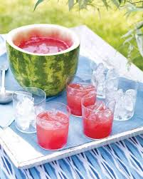 watermelon punch and bowl pictures photos and images for