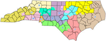 carolina s congressional districts