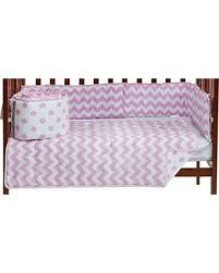 amazing deal on baby doll bedding chevron dot mini crib port a