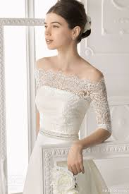 lace wedding dress with jacket aire barcelona 2014 bridal collection lace wedding dresses