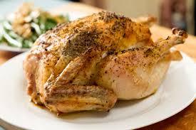 cuisiner un poulet roti poulet rôti au citron et romarin l anarchie culinaire selon bob le