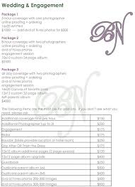 wedding album prices wedding photography checklist template atlanta wedding