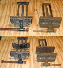 Woodworking Bench Vises For Sale by Antique Tool Auction