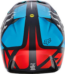helmet motocross 2017 fox racing v3 seca helmet motocross dirtbike offroad mens