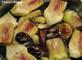 cuisiner les artichauts violets que faire avec des artichauts poivrades chiva s régal