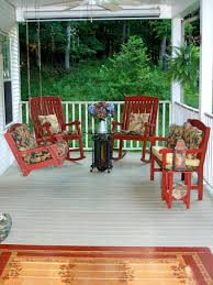 diy front porch decorating home