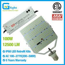 led parking lot lights vs metal halide 347v 480v led parking lot lights 100w retrofit 400w metal halide