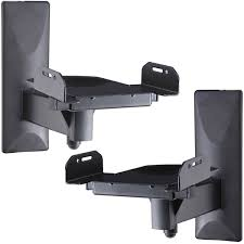 amazon com theater solutions ts509 videosecu one pair of side clamping speaker mounting bracket with