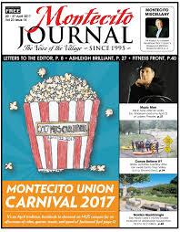Radio Silence Arcada Montecito Union Carnival 2017 By Santa Barbara Sentinel Issuu