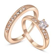 aliexpress buy brand tracyswing rings for women buy 18krgp gold and get free shipping on aliexpress