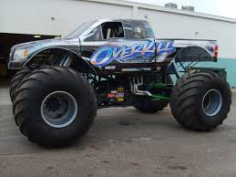 extreme monster truck nationals video
