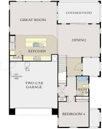 plan 4014 floor plan in echelon salerno calatlantic homes