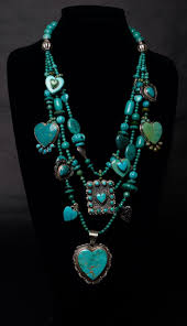 turquoise necklace set images Turquoise jewelry set kim yubeta design repinned by www jpg