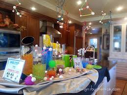 Homemade Table Centerpieces For Parties by Get 20 Homemade Party Decorations Ideas On Pinterest Without