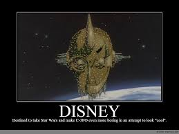 Star Wars Disney Meme - disney anime meme com