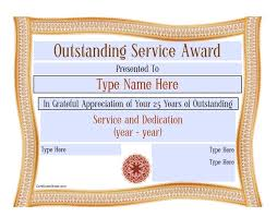 sample award certificates welldone award certificate template