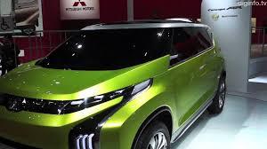 mitsubishi supercar concept tokyo motor show 2013 mitsubishi concept cars gc phev ar xr