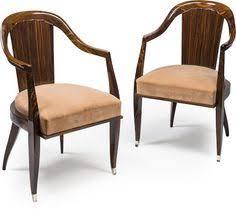emile jacques ruhlmann 1879 1933 a pair of u0027salonicol