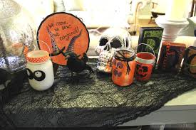 classy and tasteful halloween decor simple practical beautiful
